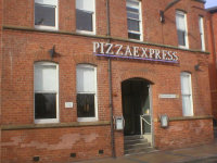 Pizza Express Restaurant Sheffield Restaurant Guide