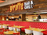 giraffe restaurant meadowhall shopping centre sheffield